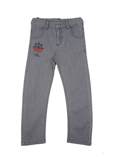 Mininio Minino Pantolon Erkek Çocuk  Gri